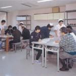 香椎療養所作業療法室